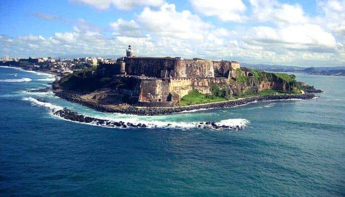 Best time to travel to: Puerto Rico